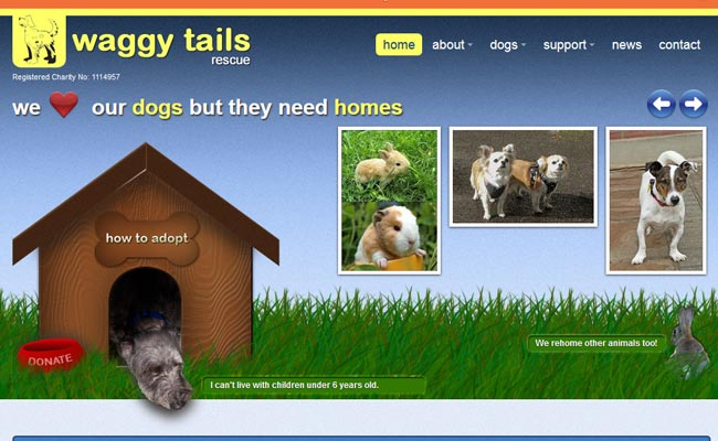 Waggy Tails Rescue