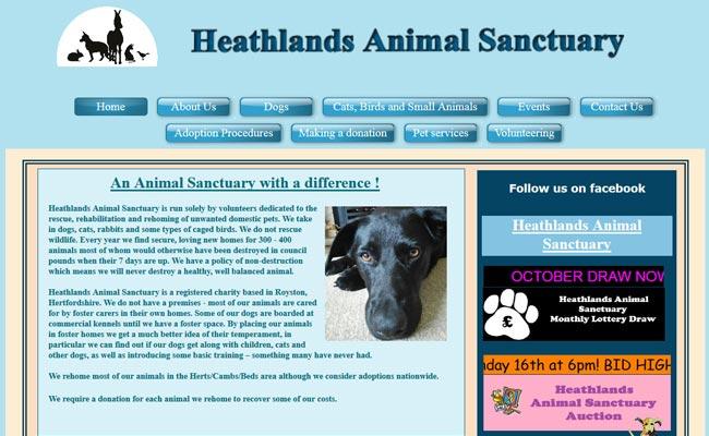 Heathlands Animal Sanctuary