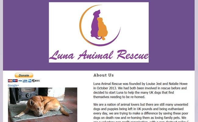 Luna Animal Rescue