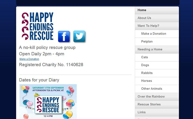 Happy Endings Rescue