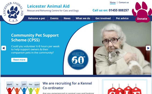 Leicestershire Animal Aid Association