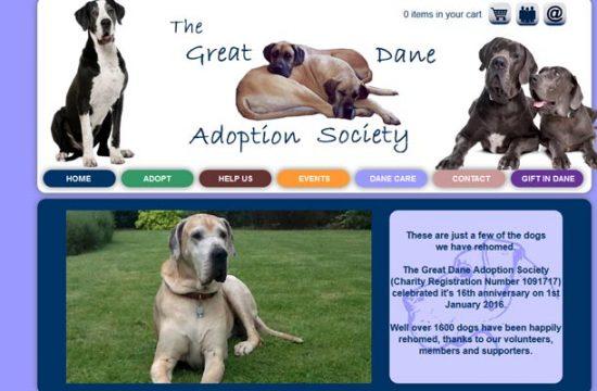 Great Dane Adoption Society