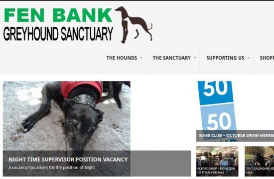 Fen Bank Greyhound Sanctuary