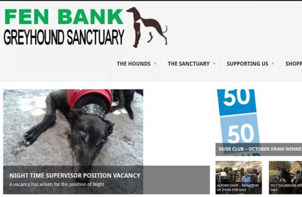 Fen Bank Greyhound Sanctuary