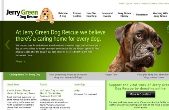 Jerry Green Dog Rescue