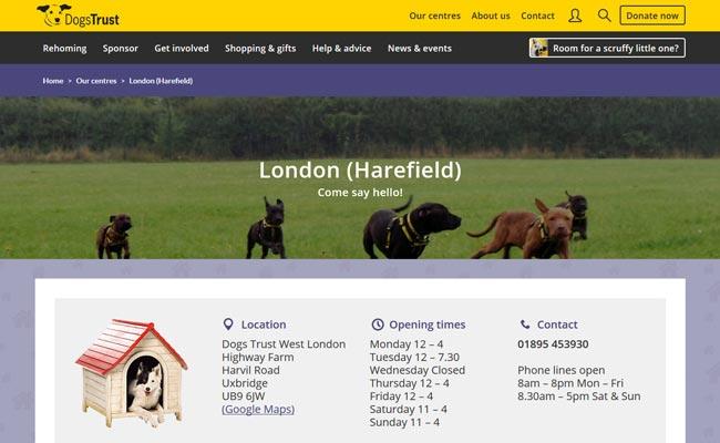 Dogs Trust West London
