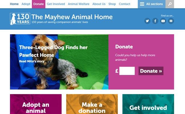 Mayhew Animal Home