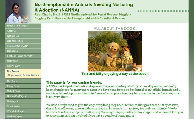 Dog Kennels In Northants