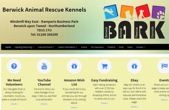 Berwick Animal Rescue Kennels