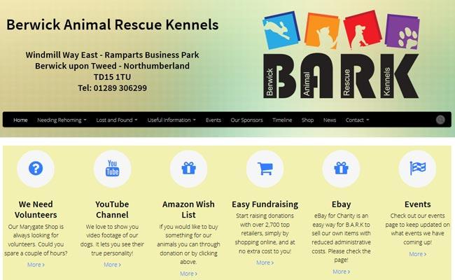 Berwick Animal Rescue Kennels