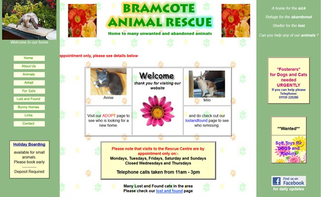 Bramcote Animal Rescue