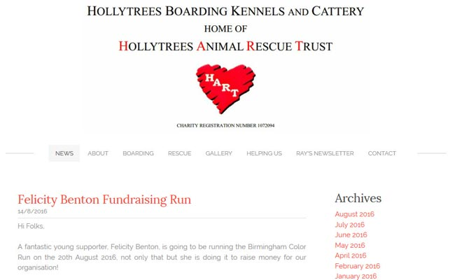 Holly Trees Rescue Centre