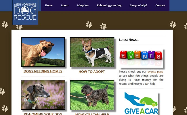 West Yorkshire Dog Rescue