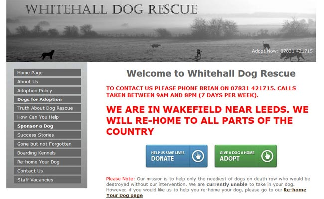 Whitehall Dog Rescue