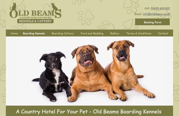 Old Beams Kennels