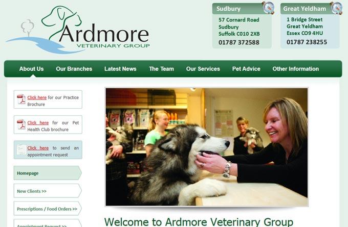 Ardmore Veterinary Group