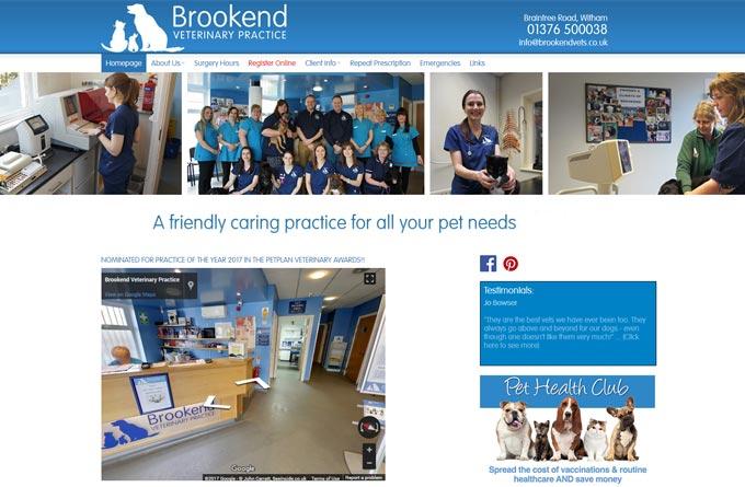 Brookend Veterinary Surgery
