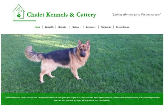 Chalet Kennels and Cattery