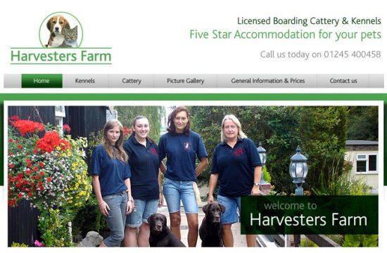 Harvesters Farm Kennels