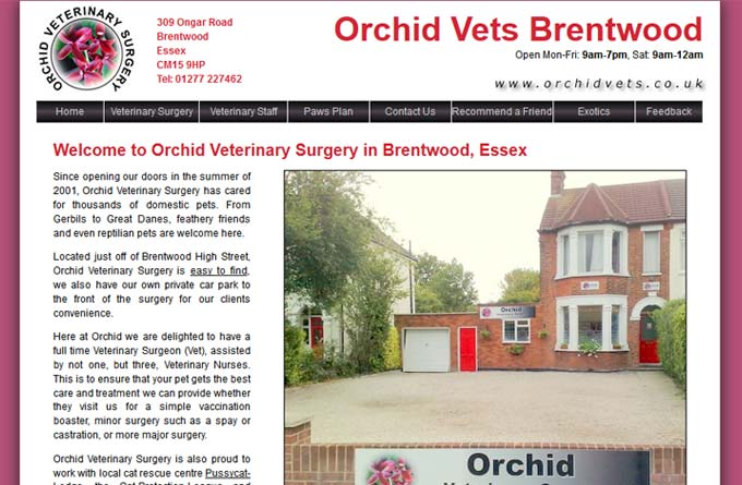 Orchid Veterinary Surgery