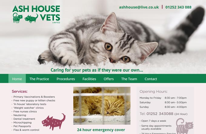 Ash House Veterinary Clinic