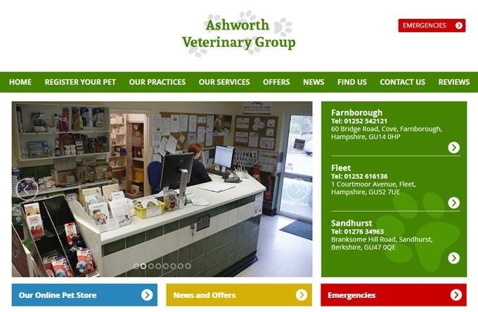 Ashworth Veterinary Centre