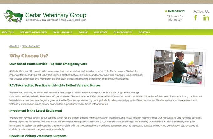 Clifton Veterinary Surgery