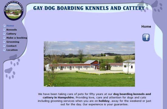 Gay Dog Boarding Kennels