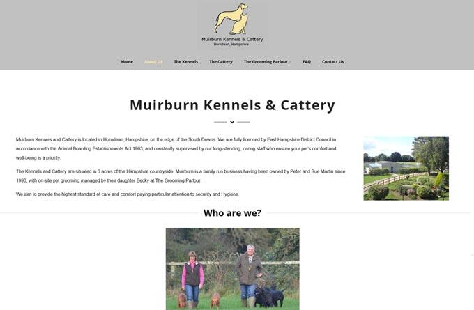 Muirburn Kennels