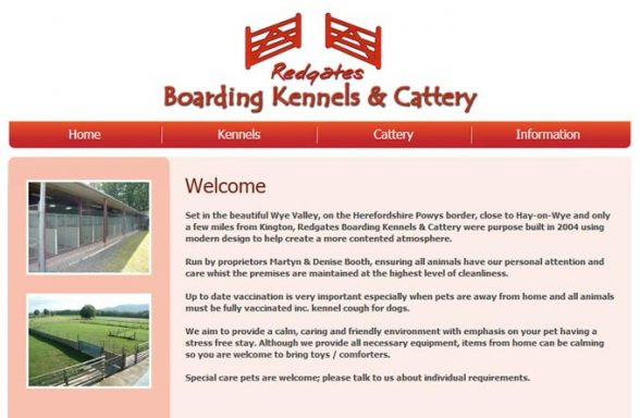 Redgates Boarding Kennels