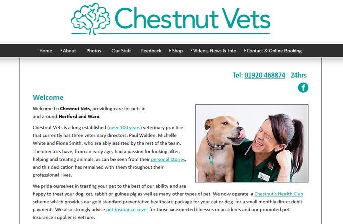 Chestnut Vets