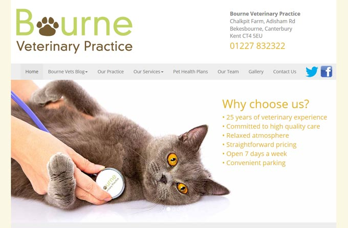 Bourne Veterinary Practice