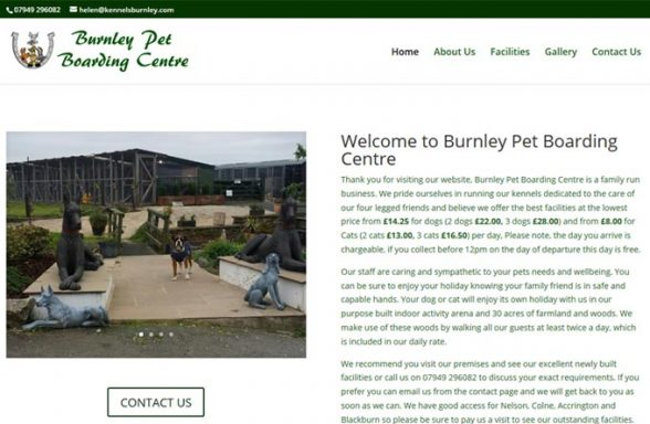 Burnley Pet Boarding Centre
