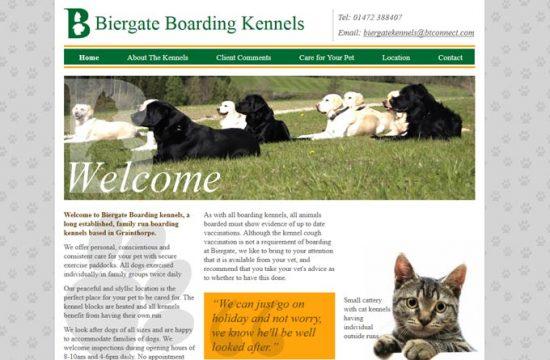 Biergate Boarding Kennels