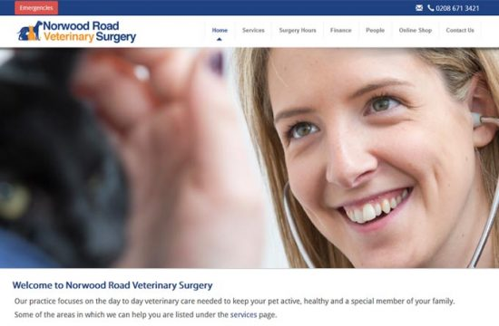 Norwood Road Veterinary Practice