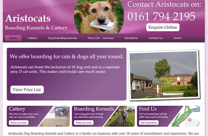 Aristocats Kennels and Cattery