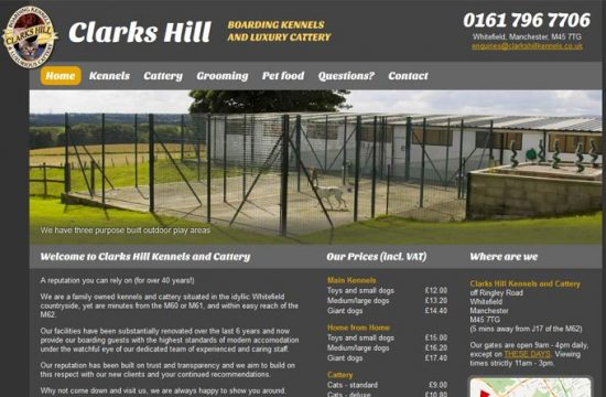 Clarks Hill Kennels and Cattery