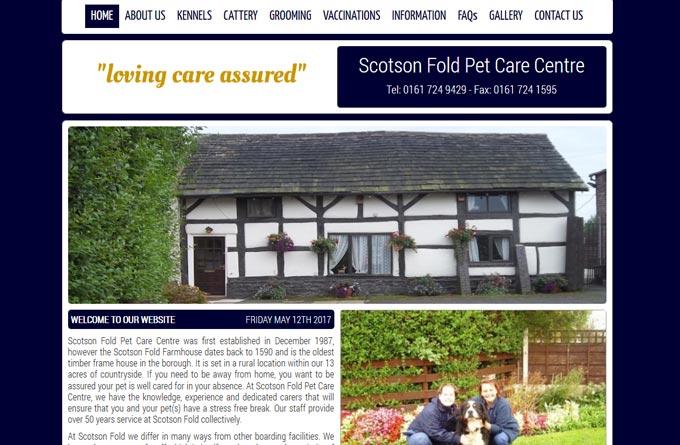Scotson Fold Pet Care Centre
