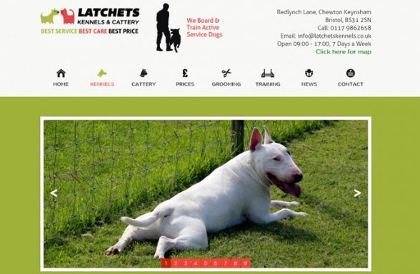 Latchets Kennels
