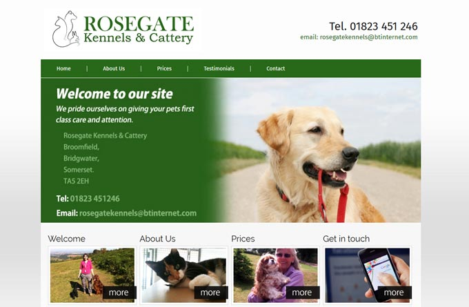 Rosegate Boarding Kennels