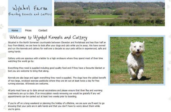 Wynhol Farm Kennels
