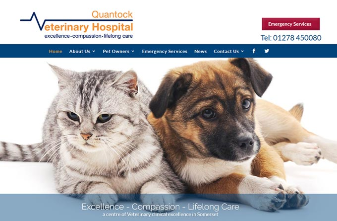 Quantock Veterinary Hospital