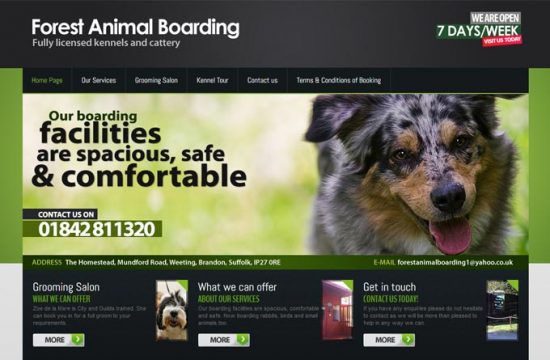 Forest Animal Boarding