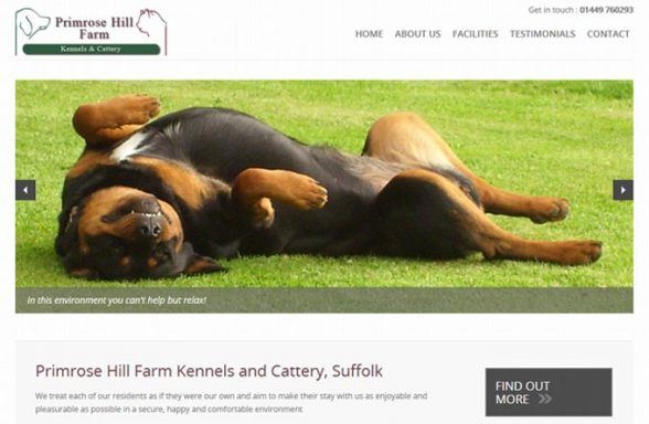 Primrose Hill Farm Kennels