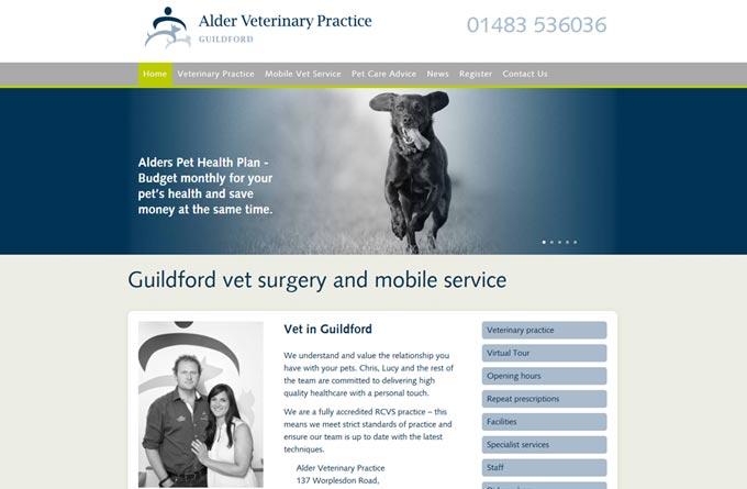 Alder Veterinary Practice