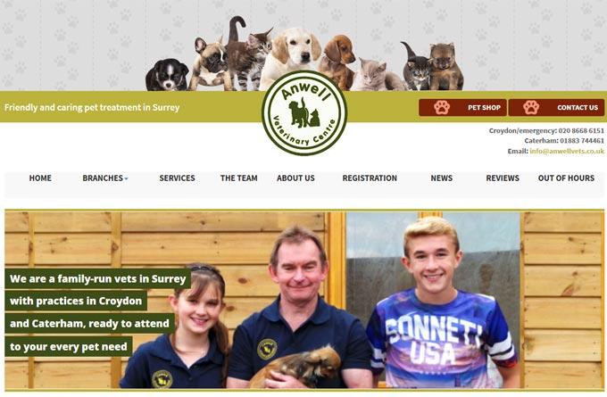 Anwell Veterinary Centre