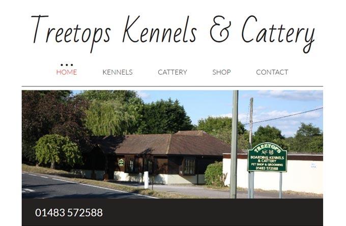 Treetops Kennels