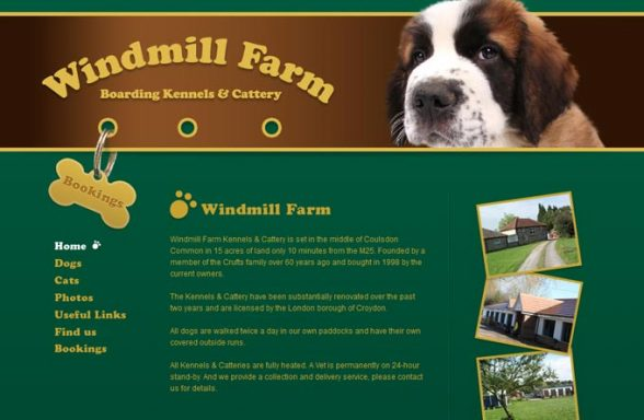 Windmill Farm Kennels