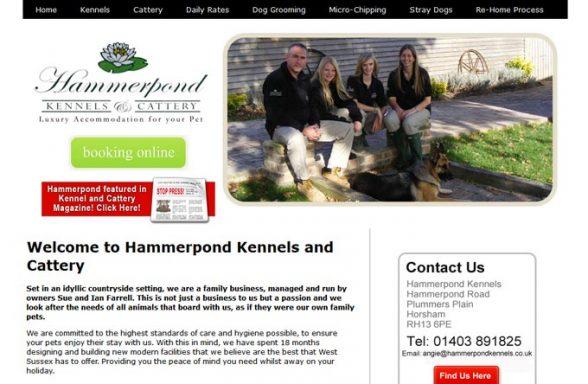 Hammerpond Kennels