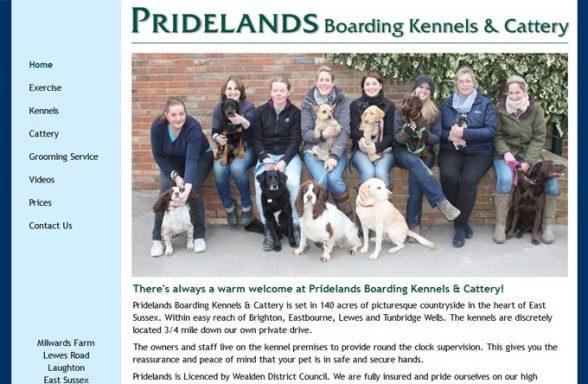 Pridelands Kennels